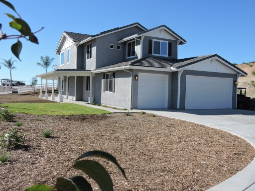 Move in Ready Homes Now Available from KirE Builders at Black Canyon Estates